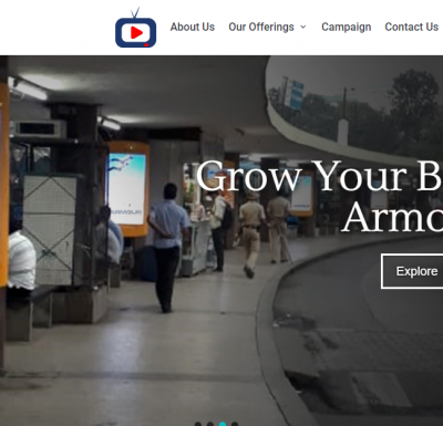 Armour Digital OOH